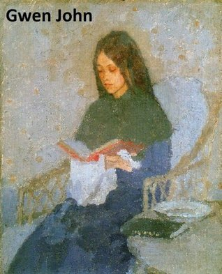 45 Color Paintings of Gwen John (Gwendolen Mary John) - British Post-impressionist Painter (June 22, 1876 - September 18, 1939)