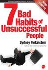 7 Bad Habits of Unsuccessful People