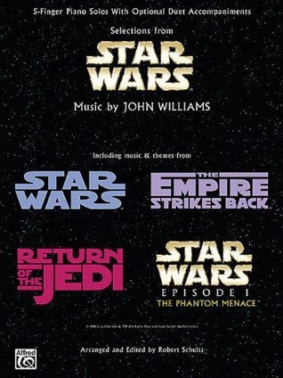 Selections From Star Wars 5-Finger Piano Solos With Optional Duet Accompaniment