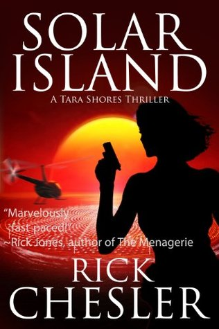 Solar Island by Rick Chesler