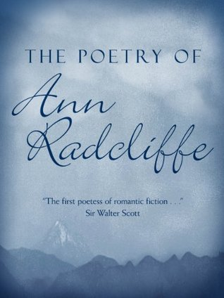 The Poetry of Ann Radcliffe