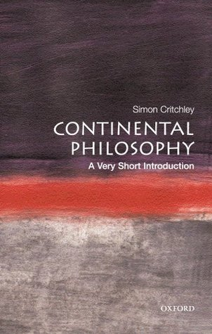 Continental Philosophy: A Very Short Introduction(Very Short Introductions 43) (ePUB)