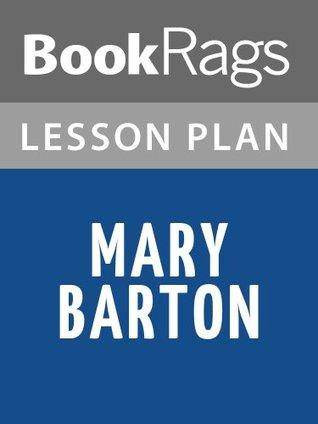 Mary Barton Lesson Plans