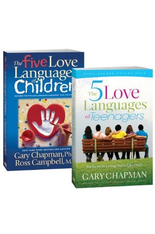 The 5 Love Languages of Children/The 5 Love Languages of Teenagers Set