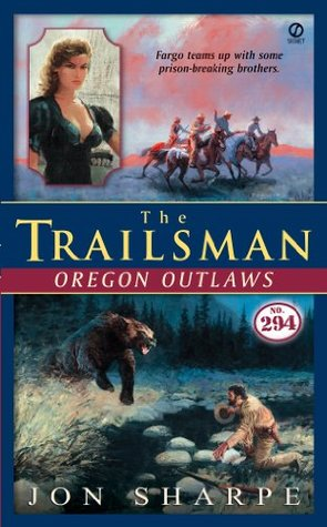 Oregon Outlaws (The Trailsman, #294)