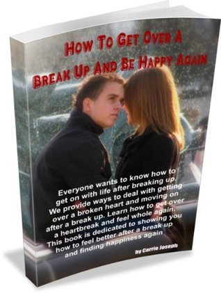 How to Get Over a Break Up And Be Happy Again: Everyone wants to know how to get on with life after breaking up. We provide ways to deal with getting over ... a break up and finding happiness again.