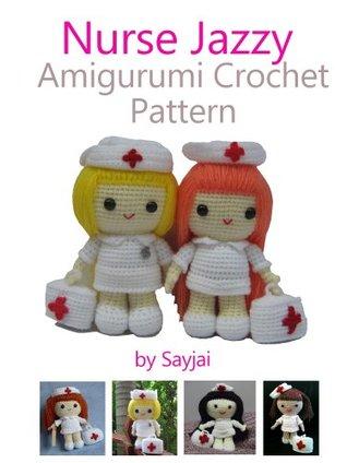 Nurse Jazzy Amigurumi Crochet Pattern