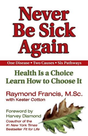 Never Be Sick Again Health Is A Choice Learn How To Choose It By
