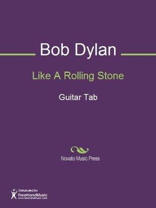 Like A Rolling Stone Sheet Music