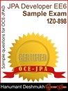 OCE JPA 2.0 Oracle Certified Expert Java Persistent API Developer Sample Exam