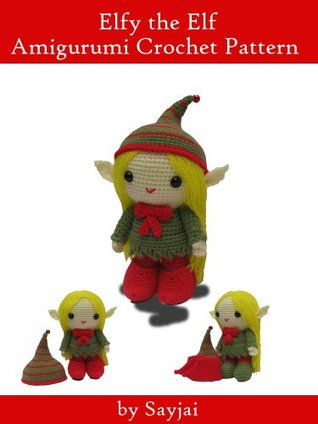 Elfy the Elf Amigurumi Crochet Pattern