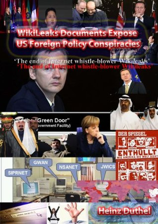 WikiLeaks documents expose US foreign policy conspiracies