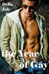 The Year Of Gay (Three Gay Erotica Story Bundle (Gay, Bisexual, Bondage, Spanking, werewolf gangbang breeding))