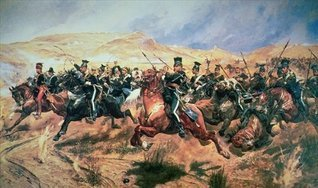'The Charge of the Light Brigade' - Alfred, Lord Tennyson - A Critical Essay