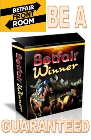 Betfair winning guaranteed gambling systems