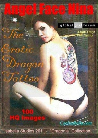 Sexy Angel Face Girl Nina : The Erotic Dragon Tattoo (The Dragonian Series)