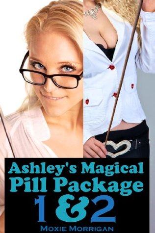 Ashleys Magical Pill Package