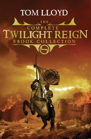 The Complete Twilight Reign Ebook Collection (Twilight Reign, #1-5)