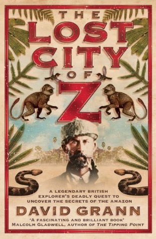 the lost city of z book ending