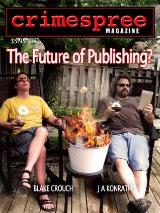 Crimespree Magazine #40 Jan/Feb