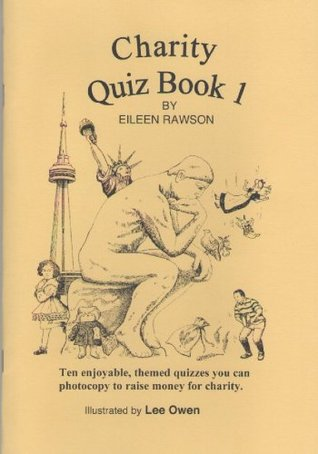 Charity Quiz Book 1: Ten enjoyable, themed quizzes you can do in your free time (Charity Quiz Books)