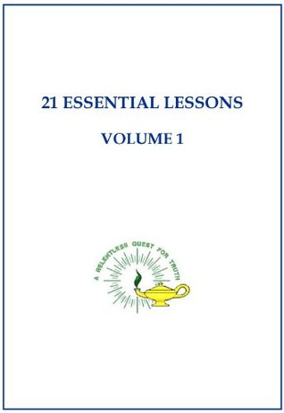 21 Essential Lessons, Vol. 1