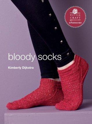 Bloody Socks: E-Pattern from Vampire Knits