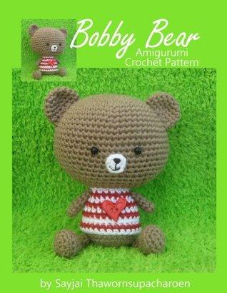 Bobby Bear Amigurumi Crochet Pattern