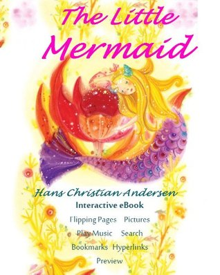 Interactive Flipping eBook : The Little Mermaid