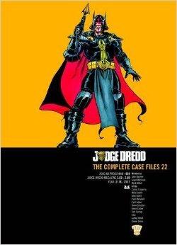 Judge Dredd - The Complete Case Files 22