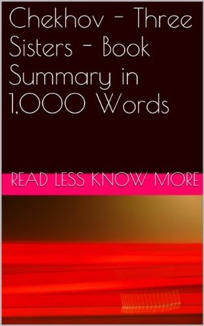 Chekhov - Three Sisters - Book Summary in 1,000 Words