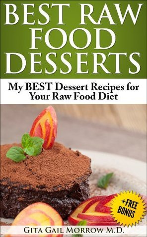 BEST RAW FOOD DESSERTS - My BEST Dessert Recipes for  Your Raw Food Diet