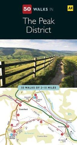 50 Walks in the Peak District (AA 50 Walks Series)
