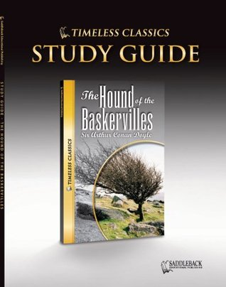 The Hound of the Baskervilles Study Guide CD
