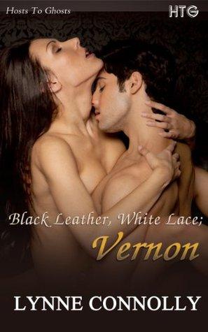 Vernon (Black Leather, White Lace)