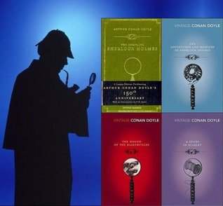 Sherlock Holmes ALL 4 NOVELS in one eBook!