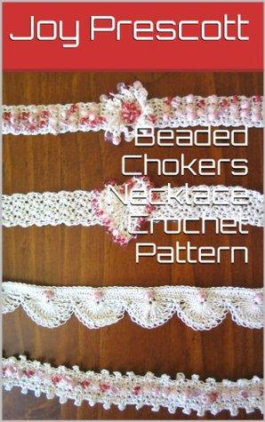 Beaded Chokers Necklace Crochet Pattern