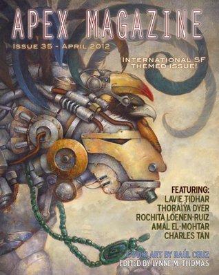 Apex Magazine Issue 35 (April 2012)