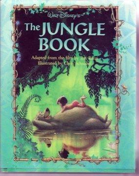 Walt Disney's The Jungle Book: Illustrated Classic