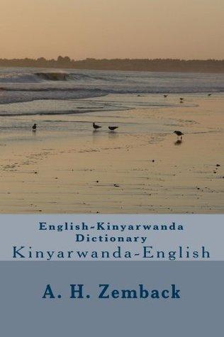 English-Kinyarwanda Dictionary