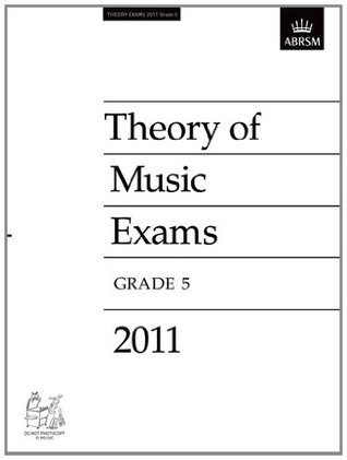 Theory of Music Exams 2011, Grade 5 (Theory of Music Exam papers