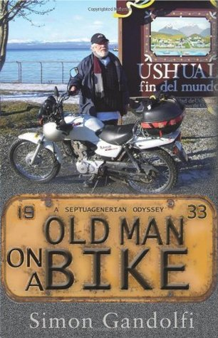 Old Man on a Bike. Simon Gandolfi by Simon Gandolfi