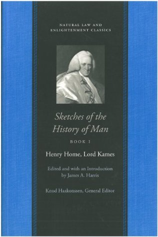 Sketches of the History of Man, in Three Volumes