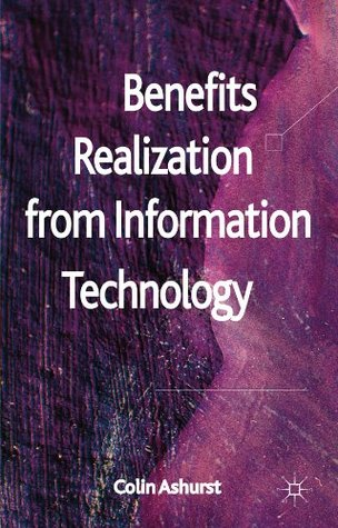 Benefits Realization from Information Technology
