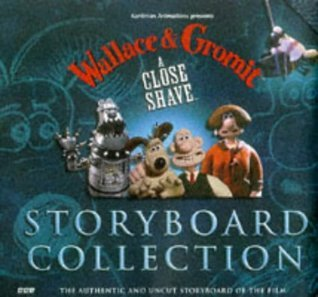 Wallace & Gromit: A Close Shave: Storyboard Collection