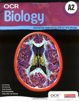 OCR A2 Biology Student Book and CD-ROM