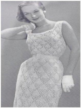 #0868 Sophia Vintage Crochet Pattern