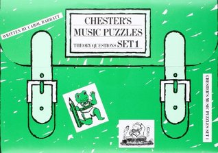 CHESTER S MUSIC PUZZLES SET 1 PF: Bk. 1