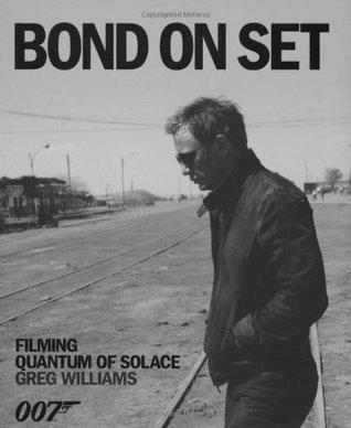 Bond on Set: Filming 007 Quantum of Solace. Photographer, Greg Williams
