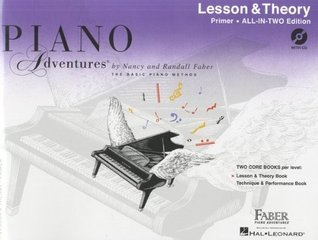 Piano Adventures: Lesson and Theory Book - Primer Level All in Two Edition
